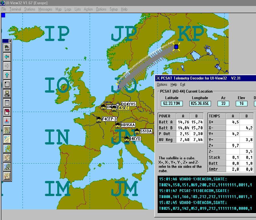 APRS Station DK5EC (english)